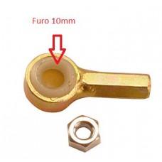 ADAPTADOR/PONTA ALAVANCA CABO ENGATE COMANDO (10MM) IKS   (PALIO/  ) )  (SIENA  ) )  (STRADA  ) )